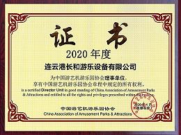 重要中国游艺机游乐园协会理事单位