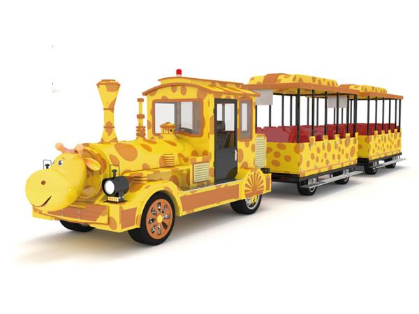 CHC-20型 长颈鹿定制款无轨观光小火车