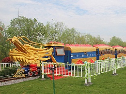 CHC-96座飞龙号观光小火车