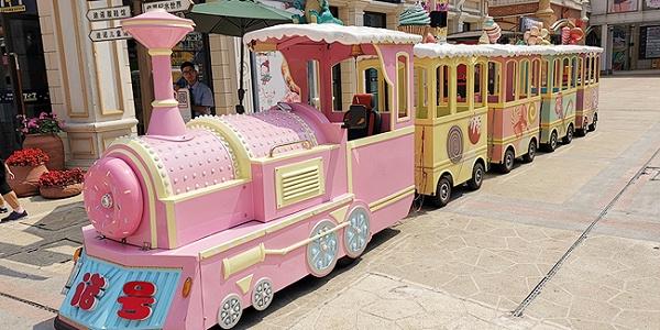 无轨观光小火车主要的特点包含哪些?