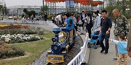 2021年网红观光小火车项目还适合景区投资吗?